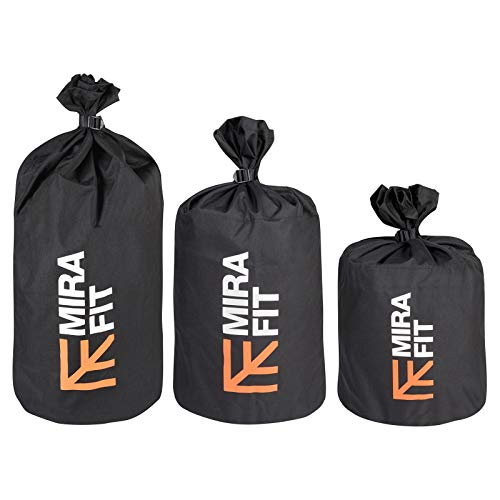 Mirafit Heavy Sack Style Sandbag for Strongman Training