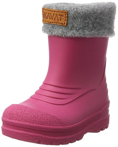 Kavat Unisex-Kinder Gimo WP Stiefel, Pink (Cerise), 24 EU