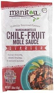 Manchamanteles Chile-Fruit Mole Sauce Starter, 8/1.58 Ounce Pouch Case