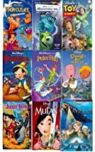 disney's 11 pack: Hercules (A Walt Disney Masterpiece), Monsters, Inc., Toy Story 2, The Rescuers, Rescuers Down Under, Doug's 1st Movie, B0018CCWNW) , Chitty Chitty Bang Bang (Aniv Clam), Brave Little Toaster Goes to Mars,Atlantis - The Lost Empire (Walt Disney Pictures Presents) , The Great Mouse Detective