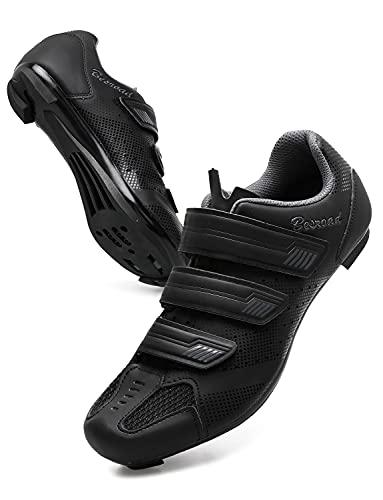 JINKUNL Men Cycling Shoes Women Peloton Shoes Road Bike Shoes Mountain...