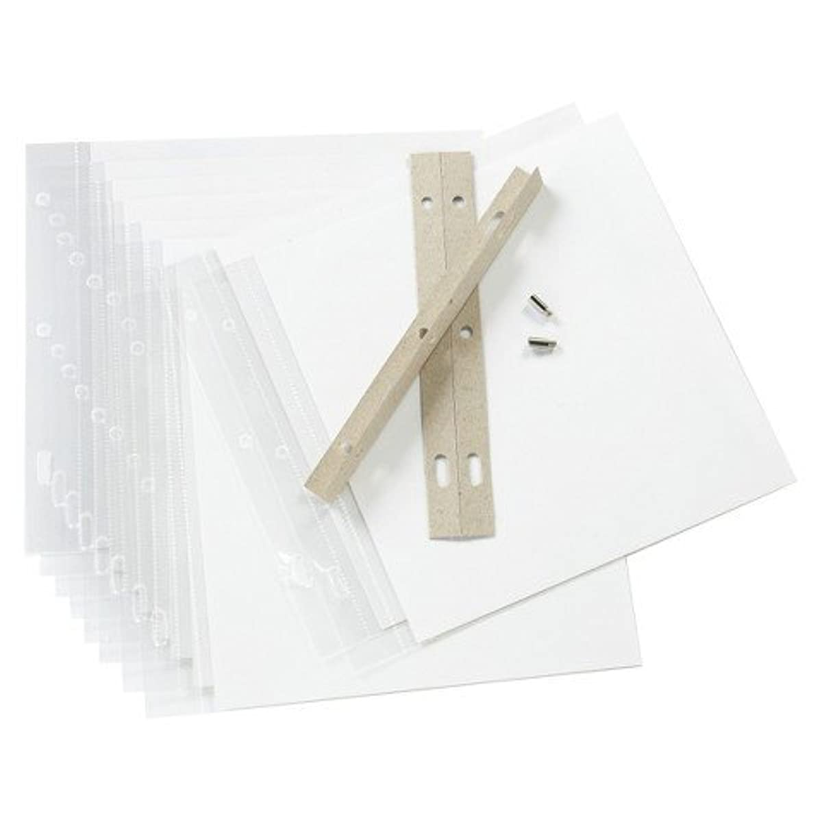 K&Company Page Protector Refills--12in by 12in