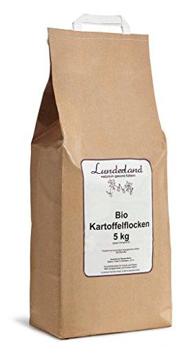 Bio-Kartoffelflocke, getreidefreier Mixer, 5kg