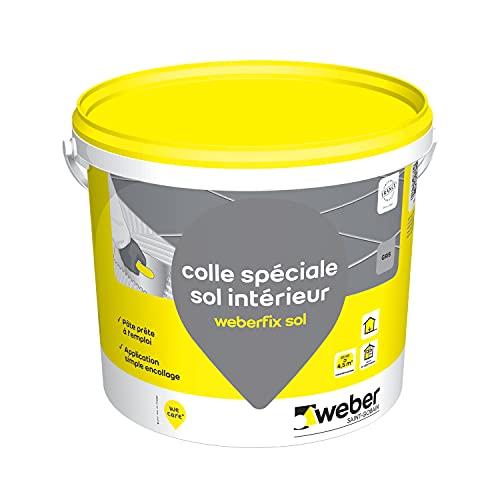 Weber 3388751412493 Pegamento para azulejos, gris