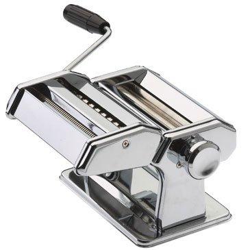 GEFU Nudelmaschine Pasta Perfetta incl. 2 Vorsätze (Grundmodell + Ravioliaufsatz)