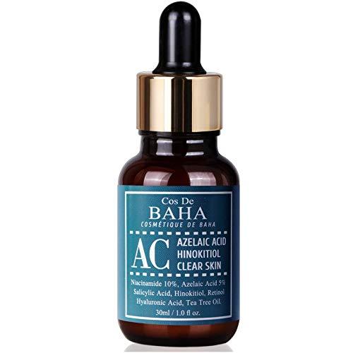Cos De Baha Acne Treatment Serum With Azelaic Acid 5%