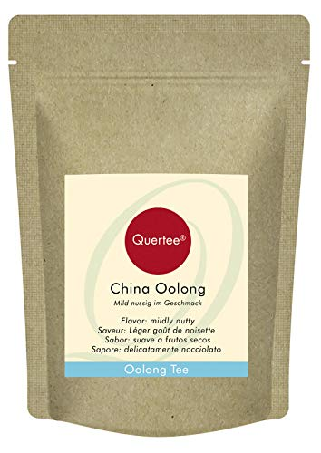 Oolong Tee - China Oolong - 250 g loser Tee für über 100 Tassen Tee - Reiner Oolong Tee aus China ohne Aromastoffe