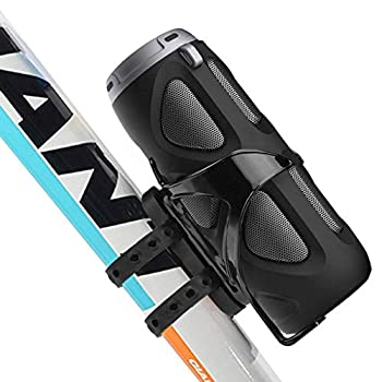 Avantree Cyclone Portable Bluetooth 5.0 Bike Speaker with Bicycle Mount & SD Card Slot 10W Powerful Enhanced Bass & Wireless NFC Pairing Splash Proof Shockproof & Dustproof for Riding Outdoor