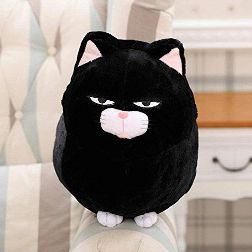 Ese Anime Cat Peluches Animales de Peluche Muñecas Dibujos Animados Push EEN Cat Dolls Niños Regalo de cumpleaños-40Cm