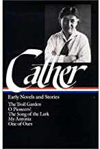[ CATHER: EARLY NOVELS AND STORIES (LIBRARY OF AMERICA (HARDCOVER)) ] By Cather, Willa ( Author) 1987 [ Hardcover ]