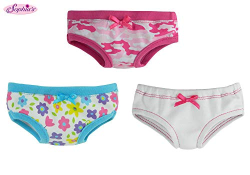 """Replacement For 18"""" dolls AMERICAN GIRL PINK UNDERWEAR"""