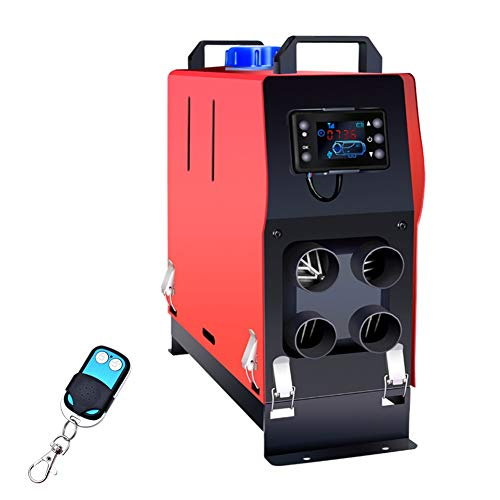 Best Deals! Diesel Parking Heater 5KW Diesel Air Heater 12V Diesel Heater 5000W with LCD Switch for ...