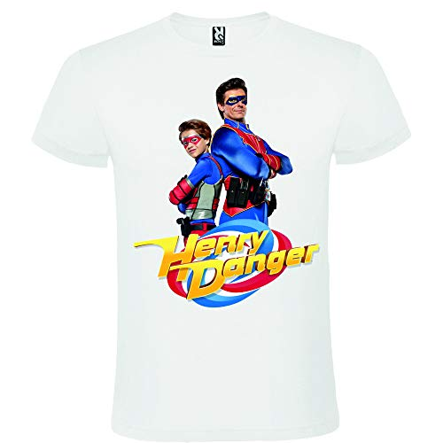 Desconocido Camiseta Henry Danger - (XL)