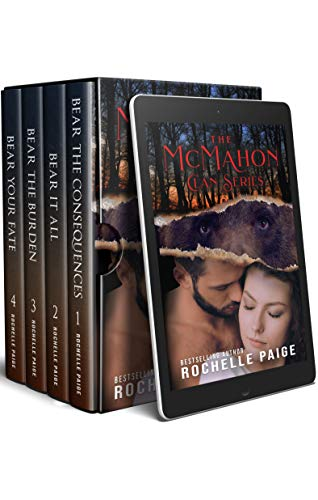 The McMahon Clan Series (Fated Mates World Book 2)
