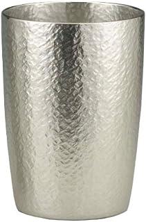 大阪錫器(すずき) 大阪浪華錫器 伝統工芸 酒器 タンブラー ベルク 大 16-6-1