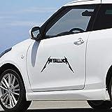 Tattoo Aufkleber Auto Auto Styling Metallica Aufkleber Jdm Autofenster Auto Lkw Aufkleber Persönlichkeit Auto Aufkleber Grafiken