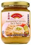 DOLLEE Hainanese Hühner-Reis-Paste 240 g – Huhn ist großartig und alles außer...