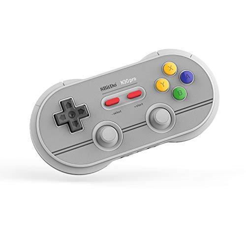 8Bitdo N30 Pro 2 Bluetooth Gamepad (6 Edition) - Nintendo Switch
