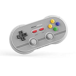 8Bitdo N30 Pro 2 Bluetooth Gamepad (6 Edition) – Nintendo Switch