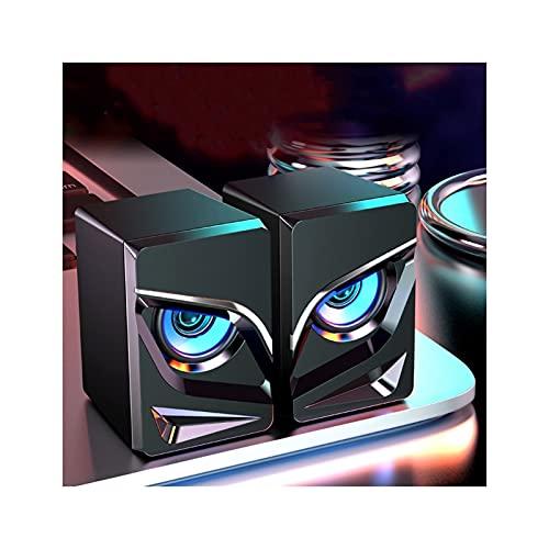 KOLOSM PC Lautsprecher PC-Gaming-Lautsprecher,...
