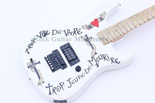 RGM603 Charvel Warren Dimartini French Guitarra en miñatura