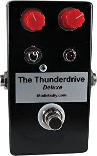 diy overdrive pedal kit