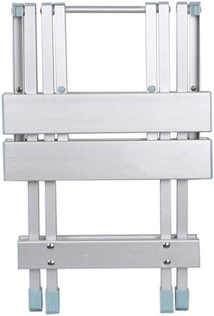 GQQ Chaise de Bureau, Chaise Pliante En Aluminium Chaise de Plage Tabouret de Loisirs Portable Facile À Croquis Extérieur (29 * 25 * 39Cm) Chaise Pliante,Bleu Bleu