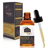 Olio di Argan Puro 100% BIO | Letizia | Olio di Argan per Capelli, Viso e Corpo da Agricol...