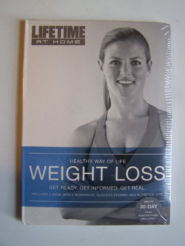 Photo of Lifetime At Home ~ Weight Loss (Get Ready. Get Informed. Get Real)