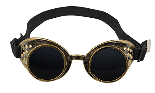 Boland 54503 Brille Steampunk, One Size