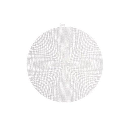 Darice Plastic Canvas Circle, 12-Inch