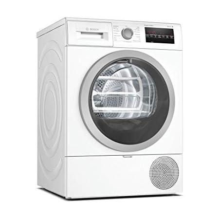 Sèche linge Condensation Bosch WTR85T09FF - Pompe à chaleur - Chargement Frontal - Pompe à chaleur - Indicateur temps restant - 64 décibels