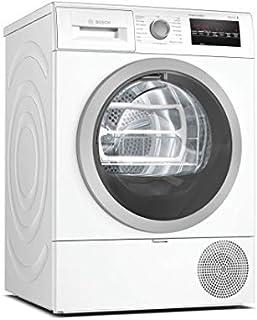 Sèche linge Condensation Bosch WTR85T09FF - Pompe à chaleur - Chargement Frontal - Pompe à chaleur - Indicateur temps rest...