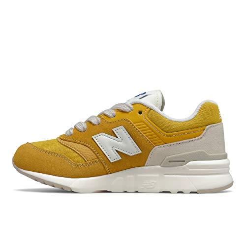 New Balance Unisex 997h Sneaker, Gelb (Yellow Hbr), 39 EU