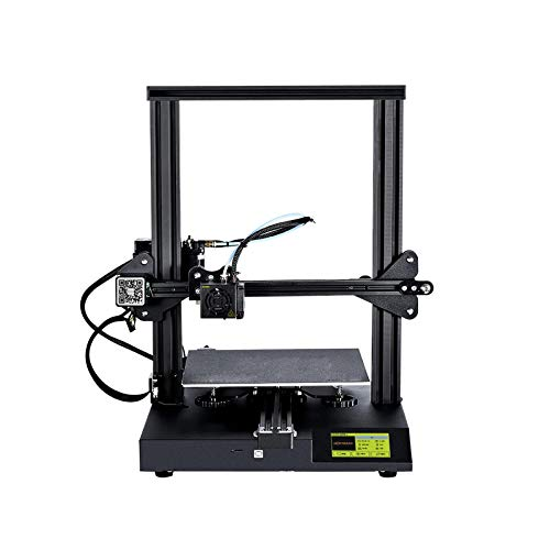 Minyue 3D Printer Kit, Silent Printing 235 * 235 * 280Mm Build Volume Built-In Safety Power Supply Filament Run Out Detection