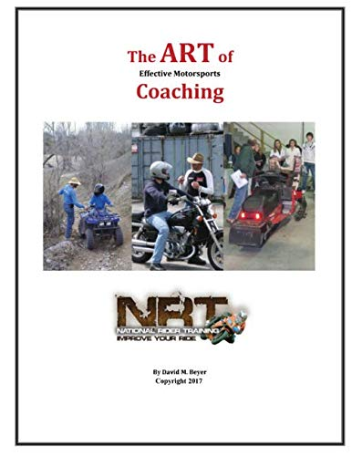 Compare Textbook Prices for The ART of Effective Motorsports Coaching: Motorsports Coaching  ISBN 9781701610880 by Beyer, Mr. David Martin,Beyer, Mr. David Martin,Tyrrell, Ms. Sarah,Jackson, Mr. Brandon,Martin, Mr. Tracy,Conden, Mr. Ken,Bouquet, Mr. Robbiee,Thomas, Mr. Chris,Beyer, Mrs. Shelly