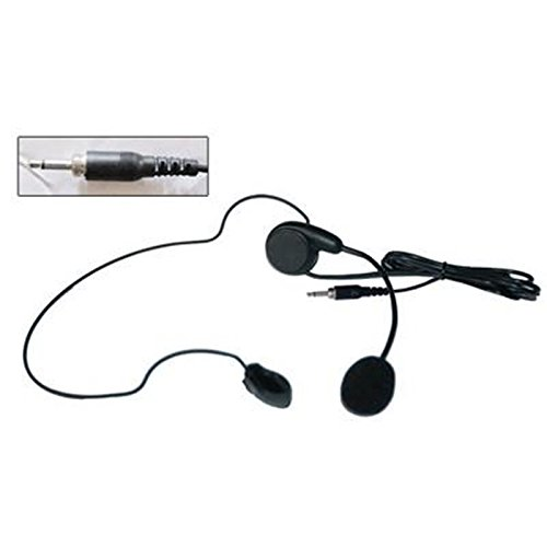 KARMA DMC 6020H Microfono lavalier ad archetto per radiomicrofoni, con spugna antisoffio