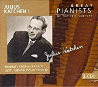 Julius Katchen - Great Pianists of 20th Century by Julius Katchen