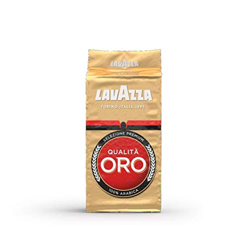 Lavazza - Quality Oro Gemahlener kaffee - Packung 250gr