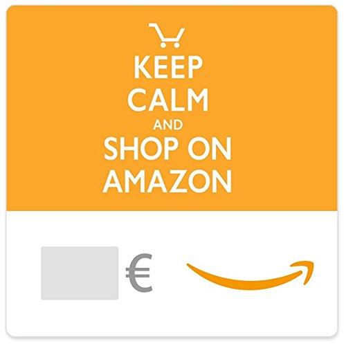 Cheque Regalo de Amazon.es - E-Cheque Regalo - Keep Calm and Shop On Amazon