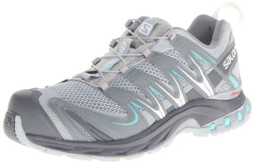 Salomon Xa Pro 3D - Zapatillas De Correr En Montaña Para Mujer, Gris - Grau (Light Onix/Dark...