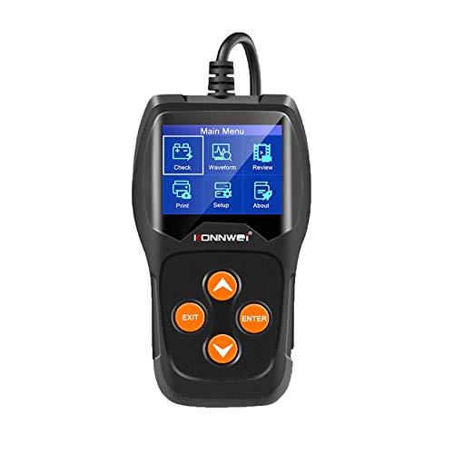 Tesor de baterías de automóviles 12V 100 a 2000CCA 12 voltios Herramientas de batería para el auto arranque rápido Carga Diagnóstico Diagnóstico Diagnóstico Herramienta de la batería de la batería de