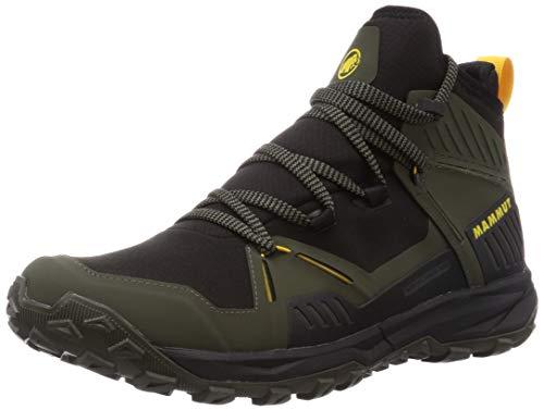 Mammut Herren Zapatilla SAENTIS PRO WP Sneaker, Dark Iguana/Freesia, 42 EU
