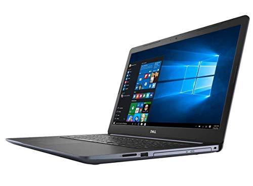 Dell Inspiron 15 5000 15.6-inch Touchscreen FHD Premium Laptop PC, Intel Quad Core i5-8250U Processor, 12GB RAM, 256GB SSD, 1TB Hard Drive, DVD Writer, Backlit Keyboard, Bluetooth, Blue