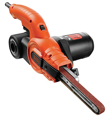 Black+Decker KA900E Lijadora multifunciones Powerfile (350 W, 230 V)