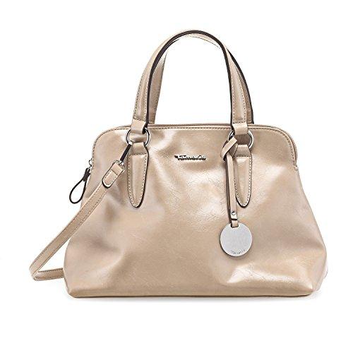Tamaris Damen Handtasche NEVE Handbag 2045171-323 sand, Farben:beige;Taschen Größen:onesize