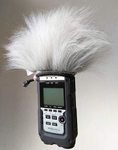 Master Sound Mikrofon Windschutz für Zoom H4n / H4nSP / H4n Pro. 3 Schichten, Große Effizienz, hergestellt in EU.