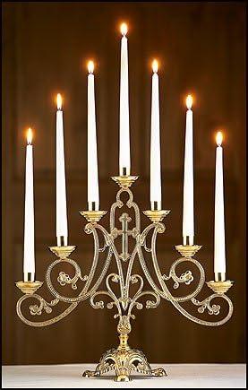 Autom Max 57% OFF Large Decorative Brass Candelabra Max 48% OFF Church