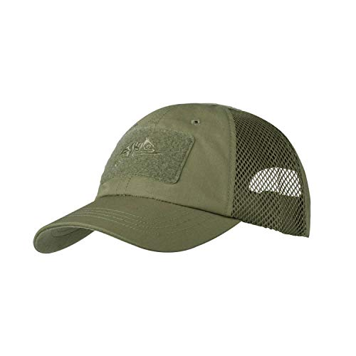 Helikon-Tex Herren Baseball Vent Cap-Polycotton Ripstop-Olive Green, Einheitsgröße