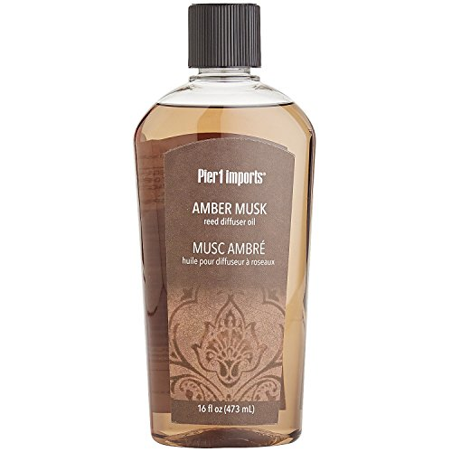 Amber Musk Reed Diffuser Oil Refill by Pier 1 Imports